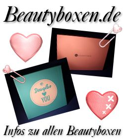&Uuml;bersicht aller deutschen Beautyboxenl