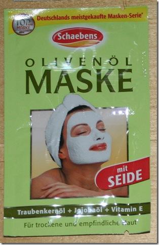 Die vietnamesische Maske für die Person mit der Schnecke