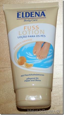 Hersteller verspricht schöne und geschmeidige haut für füße und