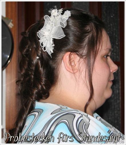 Brautschmuck haare  Brautfrisur und Brautschmuck fürs Haar