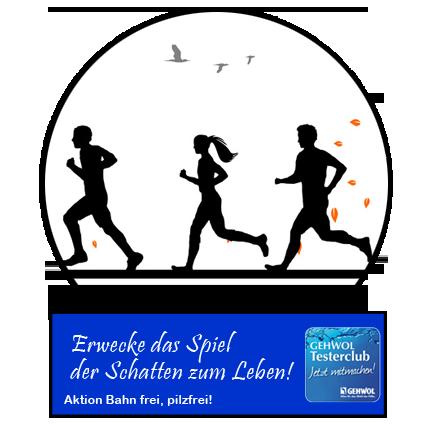 Aktions-Visual Bahnfrei - pilzfrei