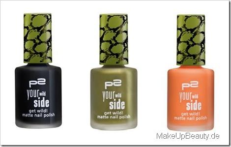 get wild! matte nail polish