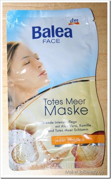 Balea Gesichtsmaske Totes Meer Maske