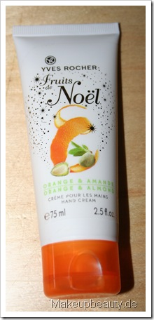 Yves Rocher Fruits de Noel