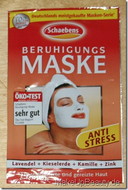Gesichtsmaske Schaebens