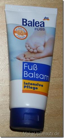 Balea Fuß Balsam