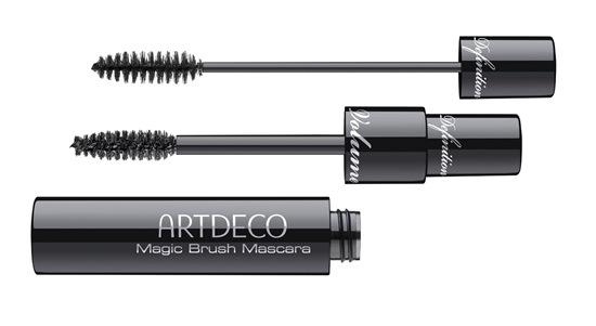 Magic Brush Mascara ARTDECO 204.1_offen