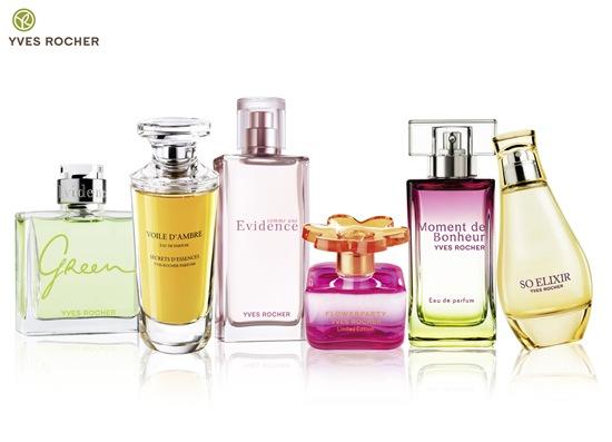 Yves Rocher Düfte und Parfums Packshot4