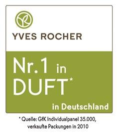 Yves Rocher beliebteste Duftmarke Deutschlands5