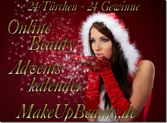 MakeUPBeauty.de Adventkalender