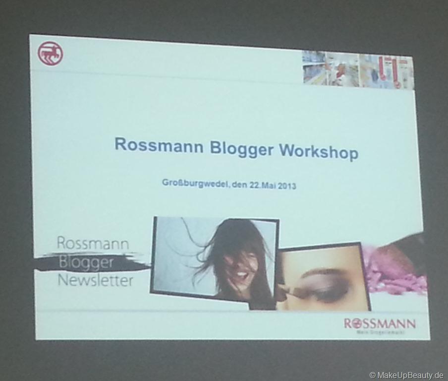rossmann newsletter
