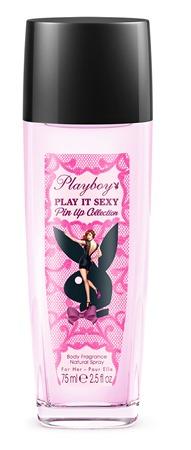 Playboy Sexy Pin Up Deo Natural Spray 75ml