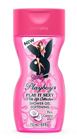 Playboy Sexy Pin Up Shower Gel 250ml