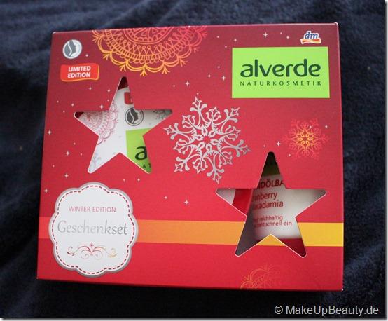 Alverde Winter Edition Geschenkset