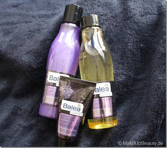 Balea Geschenkset Luxury Purple Moments